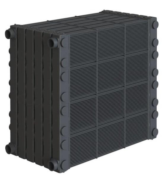 LOGO_Plastic heat exchanger Evolution series