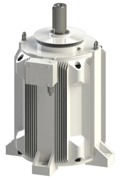 LOGO_Direct Drive Technology - Gearless Motor for Cooling Tower Motor
