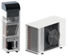 LOGO_Air Cooled Compact Air Conditioner, Marine type