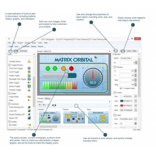 LOGO_GTT Designer Software