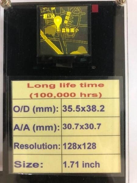 LOGO_Long Life time - 100,000 hrs