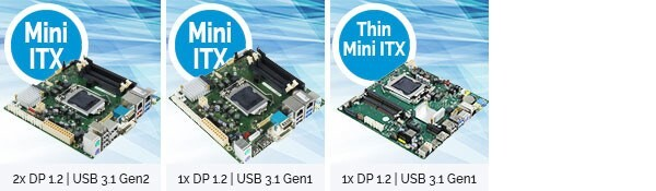 LOGO_High End Mainboards with Intel 8th Gen processors
