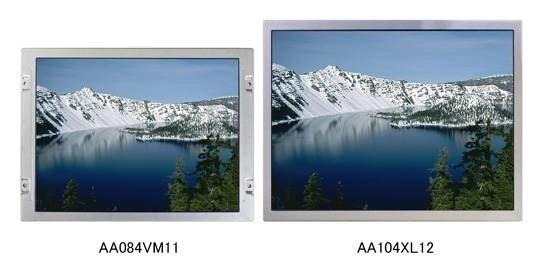 LOGO_Color Transflective Series TFT-LCD modules 8.4-inch VGA and 10.4-inch XGA