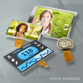 LOGO_Display portfolio - Great choice for embedded visual solutions