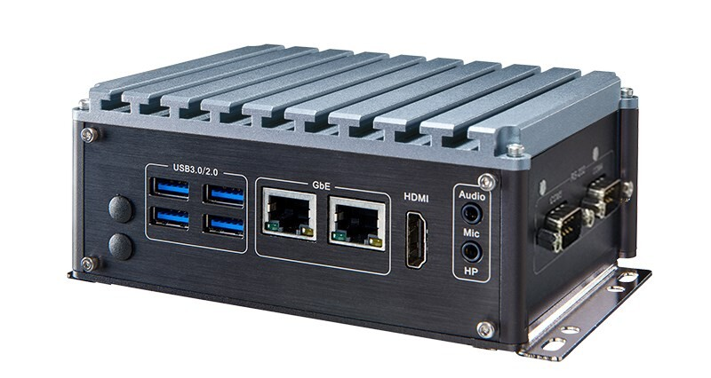 LOGO_ultra-kompakter, lüfterloser Industrie-PC SmartAIO U7-300