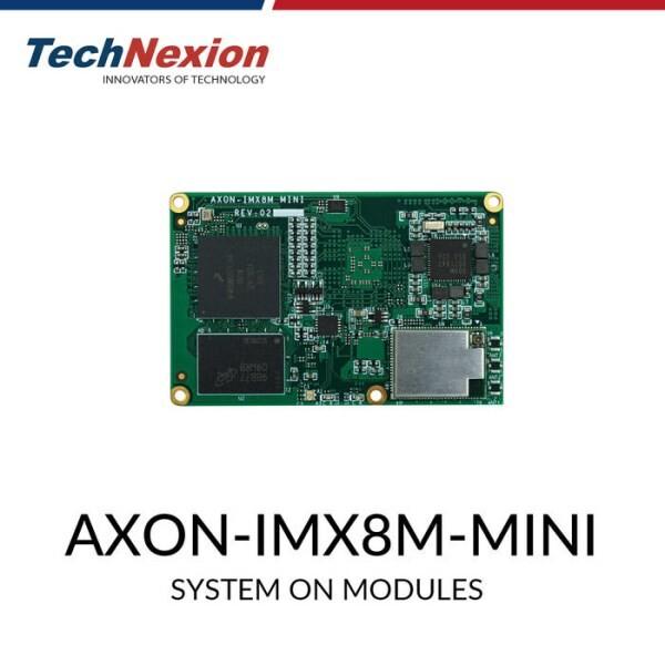 LOGO_AXON-Serie System on Modules