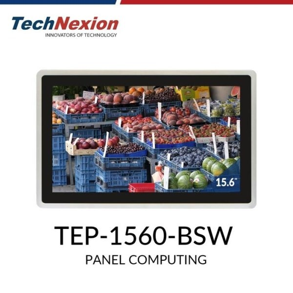 LOGO_TEP-1560-BSW Panel Computing HMI