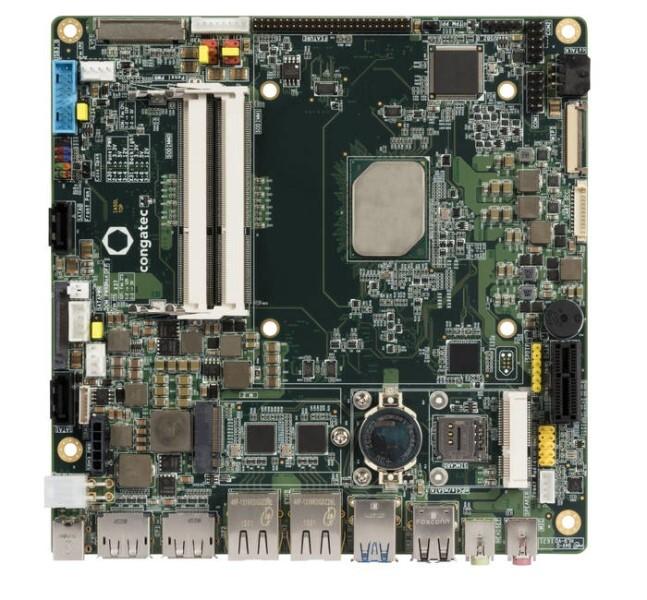 LOGO_Industrial Thin Mini-ITX | conga-IA5