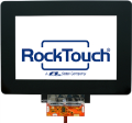 LOGO_Rocktouch R line / Projected Capacitive PCAP Touch Solutions