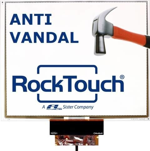 LOGO_Touch Screen - Rocktouch Projected Capacitive