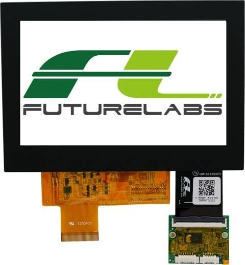 LOGO_Display TFT LCD and LCM with Touch Screen range 4.3wide up to 31.5 wide
