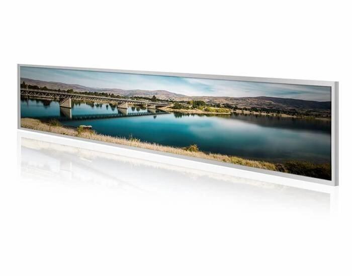 LOGO_Stretched Bar-Type LCD im Sonderformat - Spanpixel Serie