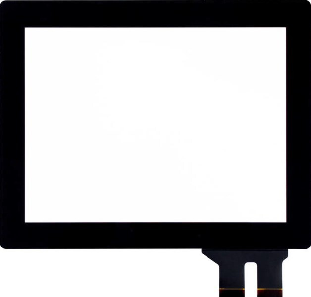 LOGO_CTP10.4-AMT-P3008-AGA - capacitive touch screen (10.4-inch, 16:9 aspect ratio, 1.1 mm decorative glass)