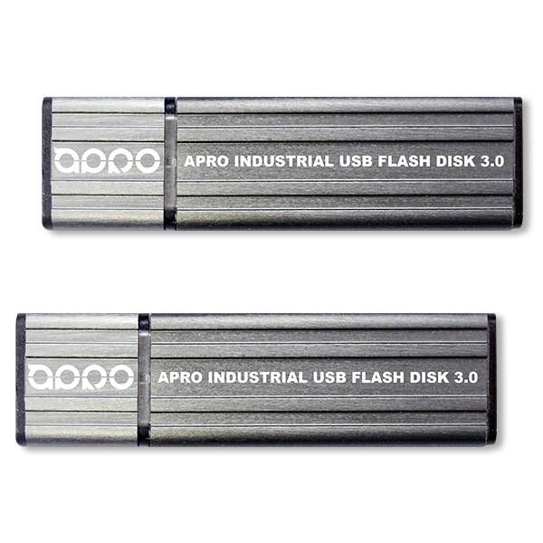 LOGO_Industrial SLC/MLC/aSLC USB 3.0 Flash Disk Generation-3EL