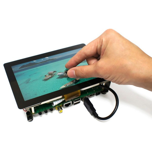 "LOGO_7"" Multi-touch Display Solution for ARM Modules"