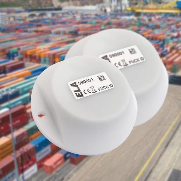 LOGO_Heavy duty, waterproof active RFID tags