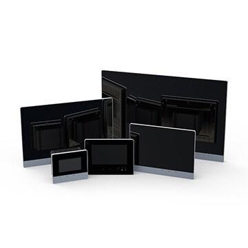LOGO_Ästhetisches Design mit dem Plus an Leistung- WAGO Touch Panel