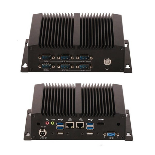 LOGO_Fanless Series BOX PC