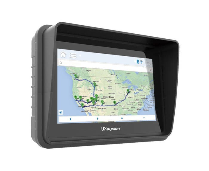 """LOGO_7"""" Android 7.1 Rugged Mobile Data Terminal with IP65"""