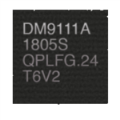 LOGO_DM9111A: cost effective 10/100 Mbit Fast Ethernet PHY with low current consumption