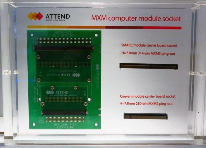 LOGO_MXM computer on module socket