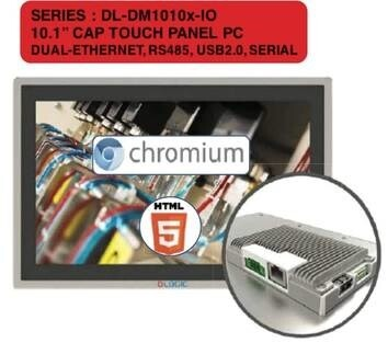 LOGO_Cap Touch Panel PC DL-DM1010x-IO