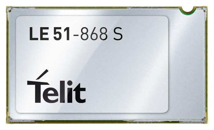 LOGO_Telit LE51-868 S