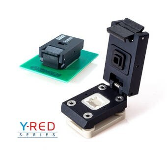 LOGO_Y-RED Test Contactors for Semiconductors - the new Generation