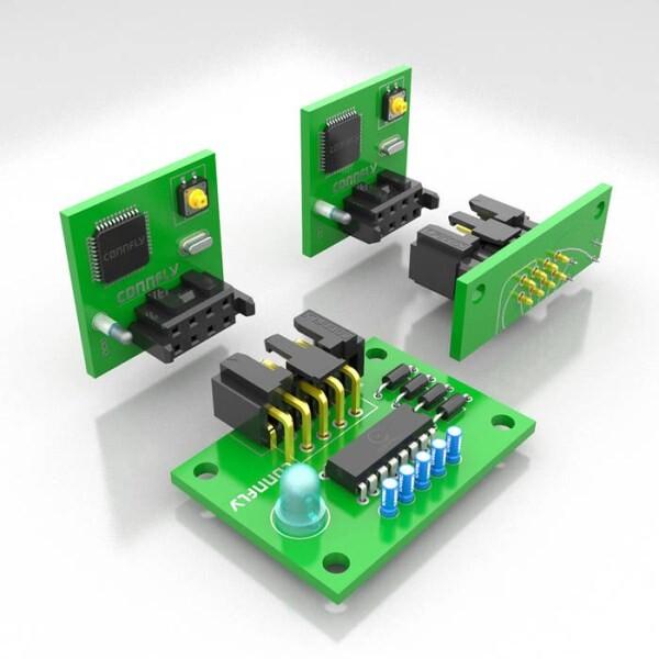 LOGO_DS1014-01 Series 2.00mm Box Header & Female Header W/ Lock Type