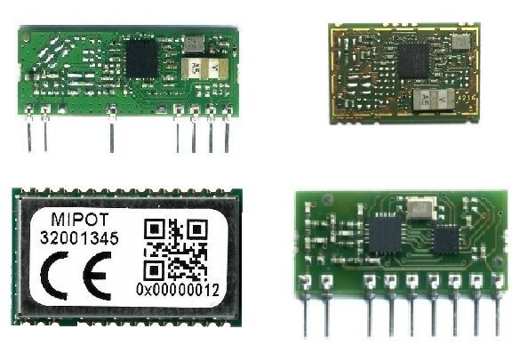 LOGO_STANDARD RF WIRELESS MODULES