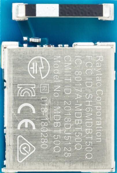 LOGO_MDBT50Q-1M, nRF52840 Module