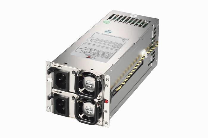LOGO_2U redundant, power supply, model: M1P2-5500K2V (500W)