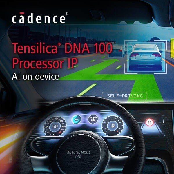 LOGO_Tensilica DNA 100 Processor IP