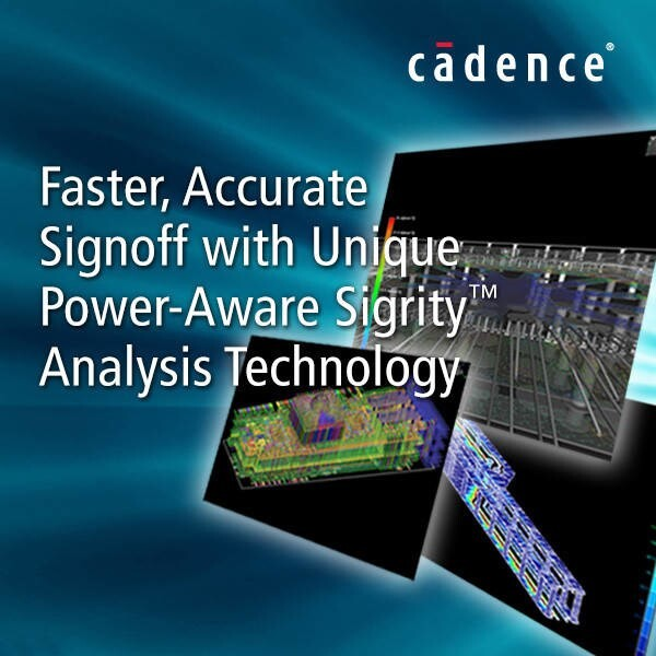 LOGO_Cadence® Allegro® Sigrity™ solutions