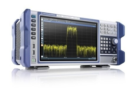 LOGO_R&S FPL Spectrum Analyzer