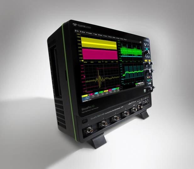 LOGO_WavePro HD Oscilloscopes