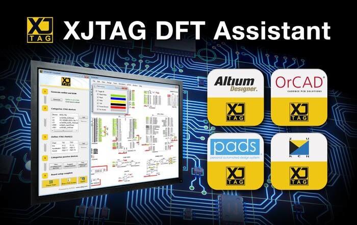 LOGO_XJTAG DFT Assistant