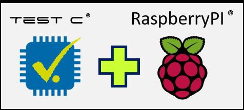 LOGO_TestC / Raspberry PI - Testsystem