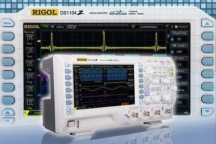 LOGO_DS1000Z Series - New Best in Class Digital Oscilloscope