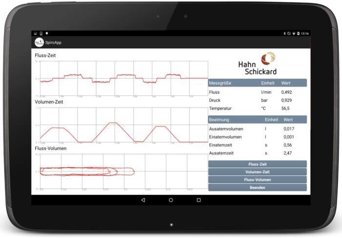 LOGO_Smartphone und Tablets in Kombination mit medizinischen Sensorsystemen