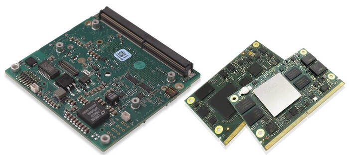 LOGO_New System-on-Modules and Carrier Boards Compliant with the SMARC Standard
