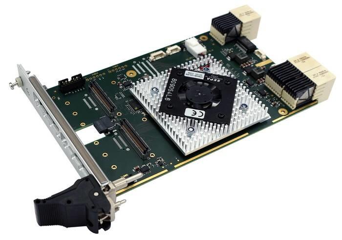 LOGO_Neues Grabbing-System SX proFRAME 3.0, erstmals im CompactPCI-Serial-Format