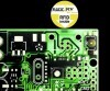 LOGO_Magic-PCB, Leiterplatte mit integriertem RFID-Modul