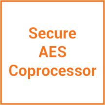 LOGO_Secure AES Coprocessor