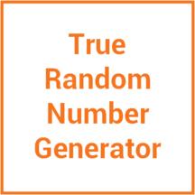 LOGO_True Random Number Generator
