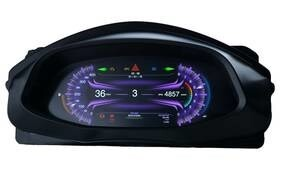 "LOGO_7"" and 12.3"" Instrument Cluster"