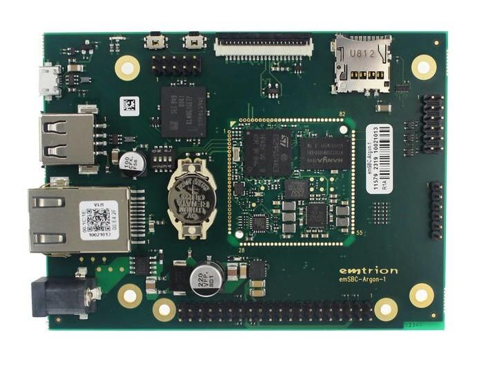 LOGO_Single-Board-Computer emSBC-Argon