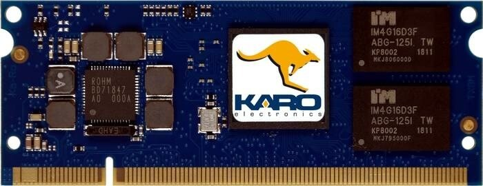 LOGO_Ka-Ro TX8M SOM mit NXP i.MX 8M Mini