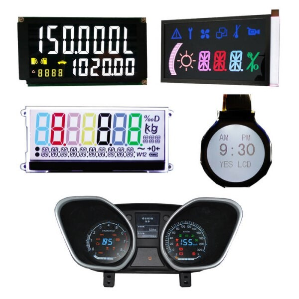LOGO_Mono LCD module