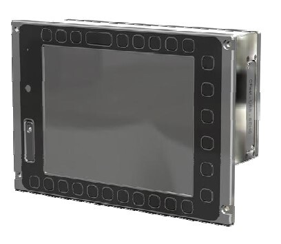 """LOGO_On-board automatic control systems BS04 - 10.4"""" Rugged HMI Panel PC"""